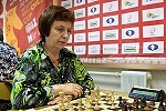 Larisa Khropova won The RSSU chess CUP among women veterans