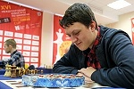 Danila Pavlov – winner of Chess Solving Cup